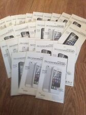 25 Anti UltraViolet Screen Protector Guard for Apple iPhone 5