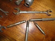 craftesman wrench's and other tools  lot