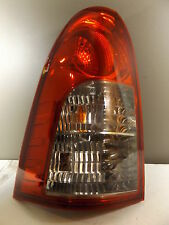 GENUINE ACTYON SPORTS UTE ALL MODEL REAR TAIL LAMP ASSY & WIRING KIT & BULB -RH