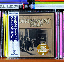 Grateful Dead-Workingman 's dead/Japon MINI LP SHM CD HDCD Bonus Tr. 2013 NEW