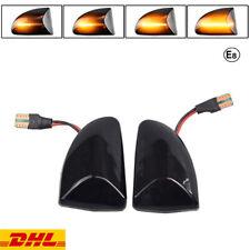 2x Für SMART FORTWO A451 CABRIO C451 COUPE W451 Dynamische LED SEITENBLINKER