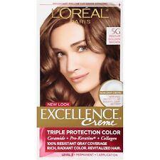 L'Oreal Excellence Creme 5G Medium Golden Brown