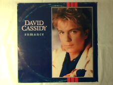 DAVID CASSIDY Romance lp ITALY COME NUOVO LIKE NEW!!!
