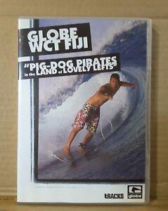 Pig-Dog Pirates Surfing surf DVD - GLOBE WCT FIJI 2005 -  IRONS SLATER OCCY
