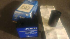 POLAROID POLAGRAPH 35MM INSTANT B&W ISO 400 SLIDE FILM