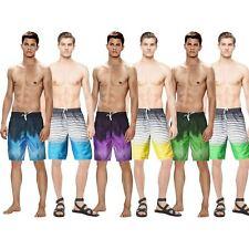 Mens Swimming Board Shorts Swim Shorts Trunks Swimwear Beach Summer Holiday Boys