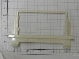 Plasticville PVL-100-1 White Plastic Billboard Frame