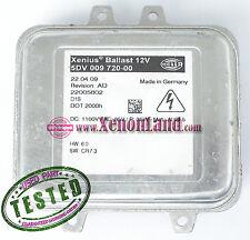 Opel Insignia Xenius Xenon HID Headlight Ballast Control Unit Hella 5DV009720-00