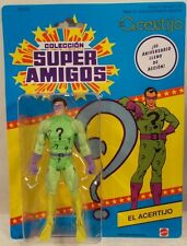 "DC Universe Classics Super Powers Super Amigos 6"" The Riddler El Acertijo (MIP)"