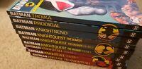 Batman Knightfall Knightquest Prodigal Troika 9 Book Complete