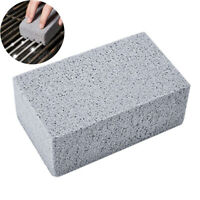 BBQ Grill Cleaning Brick Block Barbecue Cleaning Stone BBQ Racks Grease Clea MW