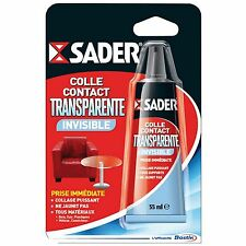 SADER COLLE CONTACT TRANSPARENTE 55 ML REF 346114