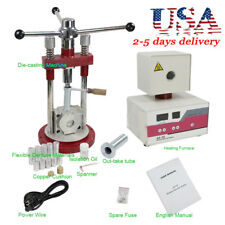 Sale Dentistry Flexible Denture Injection System Device Dental Lab Equipment USA