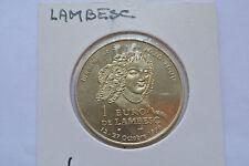 1 EURO DE  LAMBESC  12/27 OCTOBRE  1996