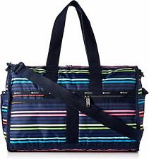 LeSportsac Baby Weekender Carry On Bag -  Baby Lestripe
