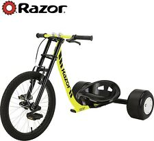 Razor Dxt Drift Trike Yellow