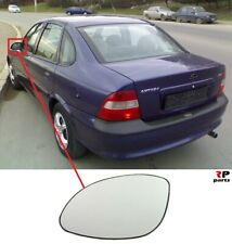 FOR OPEL VECTRA B 95-03 NEW WING MIRROR GLASS HEATED WITH FRAME LEFT N/S