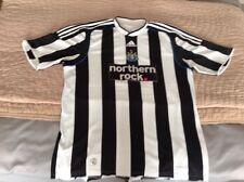 Adidas NEWCASTLE United  Northern Rock XL Blank Rear Number Panel