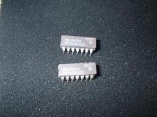 2PCS  SNJ5474J SN5474  IC INTEGRATED CIRCUIT USA SELLER    BOX#59