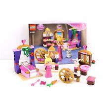 LEGO Disney Princess Sleeping Beauty's Royal Bedroom Set 41060 Complete No Box