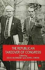 The Republican Takeover of Congress by