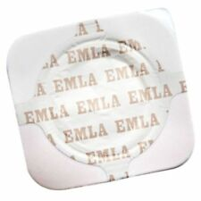 EMLA PATCHES 2 PACK TATTOO PAIN SKIN NUMBING NEEDLE ANESTHETIC
