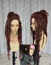 DRAMAtical Murder / Minke / Red-brown Dreadlocks / Cos Wig /Negro wig   &02