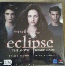 2010 The Twilight Saga-Eclipse The Movie Board Game New Factory Sealed