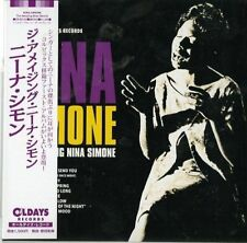 NINA SIMONE-THE AMAZING NINA SIMONE-Japon MINI LP CD bonus track c94