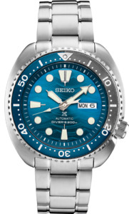 Seiko Prospex Blue Men's Watch - SRPD21