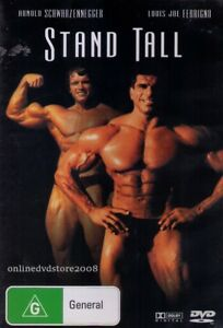 STAND TALL (Arnold SCHWARZENEGGER Lou FERRIGNO) Bodybuilding Film DVD NEW Reg 4