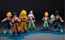 Dragon ball Z set of 6pcs pvc figures toys collection ANIME doll new