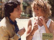 CHRISTIAN CLAVIER MARIE-ANNE CHAZELLE LES BABAS COOL 1981 PHOTO ORIGINAL