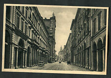 C1920s View of Cars on Via Indipendenza/Main Street, Bologna