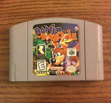 Banjo-Kazooie (Nintendo 64 N64) Nice, Cartridge Only - Tested - Free shipping