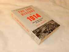 """WW I      """"THE LOST HISTORY OF 1914: HOW THE GREAT WAR WAS NOT INEVITABLE"""""""
