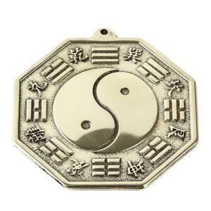 Chinese Dent Convex Bagua Mirror Blessing House Protection Feng Shui FB