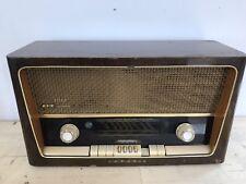 GRUNDIG 3028 - VINTAGE VALVE RADIO