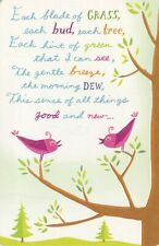 American Greetings Easter Card: I Understand More What God's Gift of Love Is For