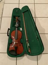 Huxley Spruce Wood 4/4 Full Size Student Violin Package
