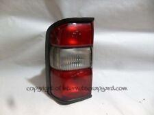 Nissan Patrol GR Y61 2.8 RD28 97-05 LH NSR rear light cluster lens