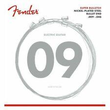 Fender 3250LR Nickel-Plated Steel Bullet-End Electric Guitar Strings