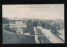 Canada NIAGARA FALLS Ontario Power Co's Works 1916 PPC