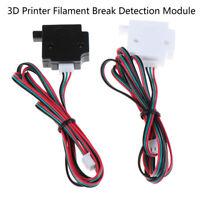 3D Printer filament break detection module sensor with 1M cable for 3D printer H