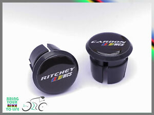 Ritchey Carbon WCS Handlebar Plugs end Caps Tapones bouchons type 2