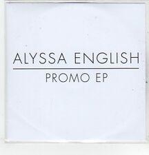 (EQ987) Alyssa English, Girlfriend - 2013 DJ CD