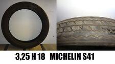 PNEUMATICO TYRE 3.25 325 3,25 325-18 325H18 3,25-18  MICHELIN S41
