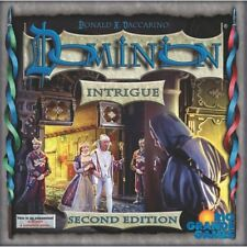 Rio Grande Games Rgg532 Dominion Intrigue 2nd Edition Game