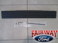 09 thru 14 F-150 OEM Genuine Ford Tailgate Flex Step Top Center Molding Cap Trim