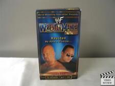 WWF - WrestleMania X-Seven (VHS, 2001)